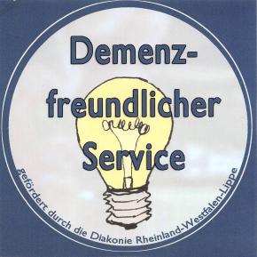 Demenzfreundlicher Service