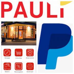 Neu: PayPal